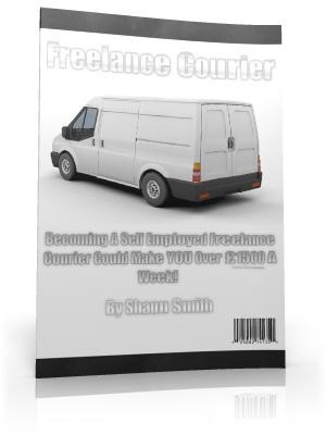 Becoming a self employed freelance courier in Auckland Park, Gauteng