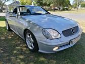 2001 Mercedes-Benz SLK SLK 200 Kompressor Auto For Sale