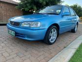 2002 Toyota corolla rxi full service history