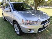2011 Mitsubishi Outlander 2.4 GLX For Sale