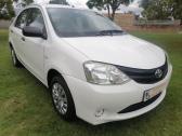 2012 Toyota Etios Sedan 1.5 Xi For Sale