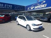 2012 Volkswagen Polo Vivo 3-Door 1.6 GT For Sale