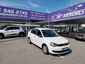 2013 Volkswagen Polo Vivo Sedan 1.6 Trendline For Sale