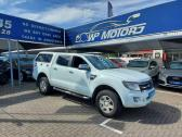 2014 Ford Ranger 3.2TDCi Double Cab 4x4 XLT Auto For Sale