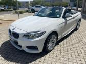 2016 BMW 2 Series 220i Convertible M Sport Auto For Sale