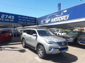 2016 Toyota Fortuner 2.8GD-6 4x4 For Sale