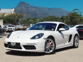 2017 Porsche 718 Cayman 718 Cayman S Auto For Sale