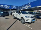 2017 Toyota Hilux 2.8GD-6 Double Cab 4x4 Raider For Sale