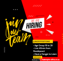 Junior Sales Management with Free Training