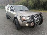 Nissan hardbody zd30 2005