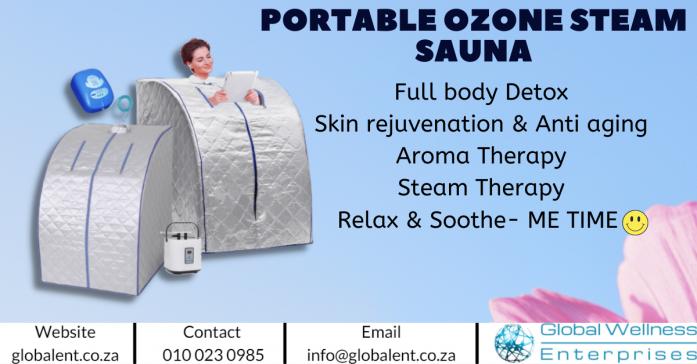 Ozone Sauna in Pretoria, Gauteng