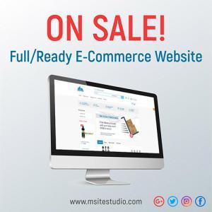E-Commerce Website for sale in Randburg