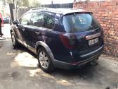 Chevrolet Captiva 2.0 Z20 Manual Stripping for Used Spares Parts