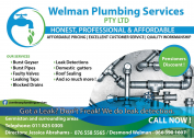 Plumbing Solutions with 5 Star Quality Services!