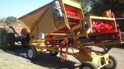 Trailers from 750kg to 35ton, compost equipment, abattoir equipment