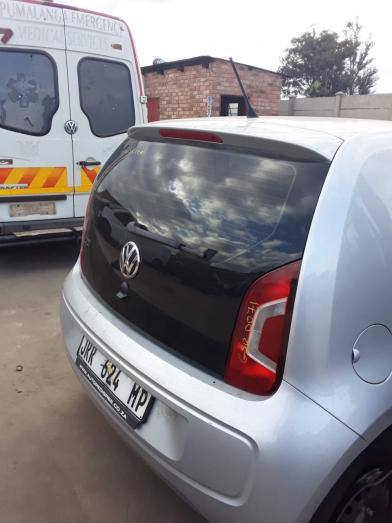VW UP 1.0 CHY STRIPPING FOR SPARES in Rustenburg, North West
