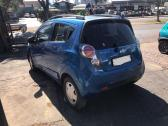 Chevrolet Spark 3 B12 1.2 Manual 2013 Chev Stripping for Used Spares Parts