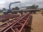 High Quality Manufactured Steel Structures