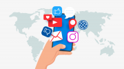 Reach your target market with professional social media services.