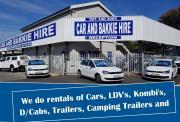 RENTALS OF CARS | BAKKIES | TRAILERS | 4x4's | KOMBI's | CAMP TRAILERS