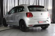VW Polo 1.8 TSI GTI DSG