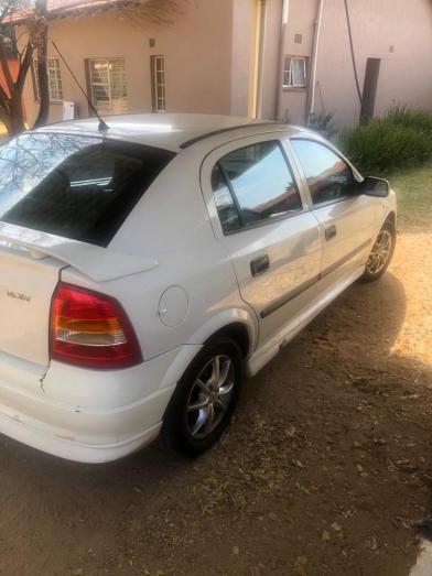 2003 Opel Astra Comfort 1.6 GLI in Chartwell, Gauteng