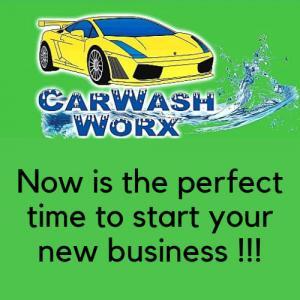 CarWash Worx Franchises For Sale
