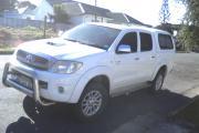 2011 Toyota Hilux D/Cab  D4D (4X4) Raider