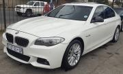 2013 BMW 520D Automatic f10, accident free, Msport sunroof