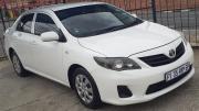 2017 Toyota Corolla 1.6 Professional Automatic