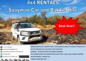 4x4's for rent