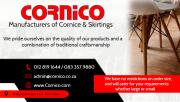Cornico Cornices and Skirtings