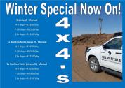 FOR HIRE - 4x4 Vehicles for Camping | Strand