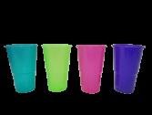 Lucct Plastic cups Wholesale option