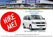VW Kombi for rent