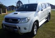 2011 Toyota Hilux D4D D/Cab  FSH