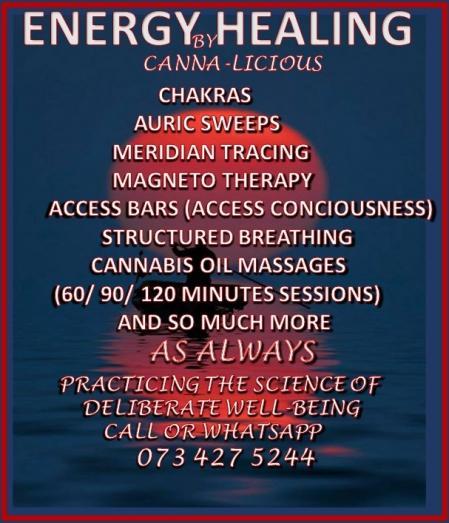 Cannabis Oil Massages in Midrand, Gauteng