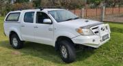 2007 Toyota Hilux D4D - 4x4 D/Cab  FSH