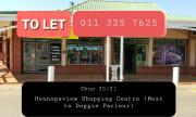 Retail Shop to LET - Hennopspark