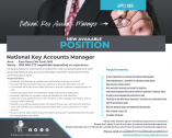 National Key Accounts Manager