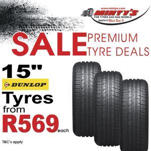 Mintys Tyres Bedfordview